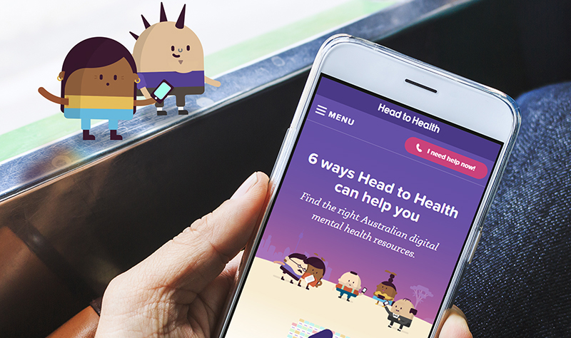 New digital mental health gateway aims to improve the wellbeing of Australians