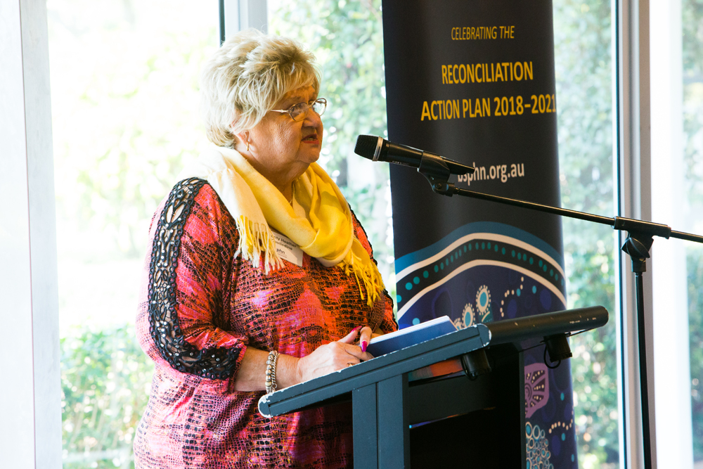 Reconciliation Action Plan launch